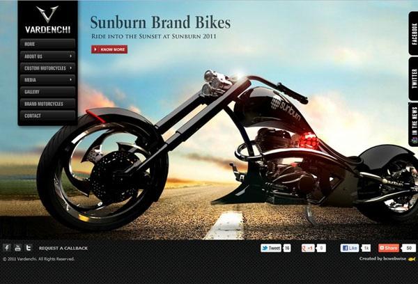 Vardenchi Custom Motorcycles